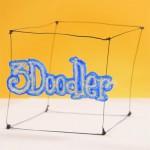 3Doodler. Трехмерные фигуры и надписи