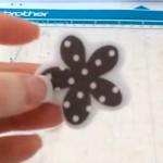 Как вырезать аппликации из ткани и фетра на ScanNCut