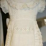 Лен и кружево: Выставка детской одежды XIX века