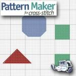 Уроки Pattern Maker. Создание объектов с использованием стежков разных видов
