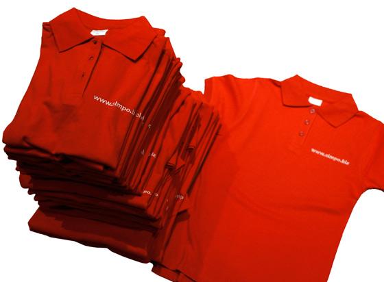 вышивание на футболках