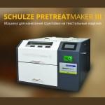 Schulze PRETREATmaker III