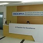 Два слова о заводе Ricoma