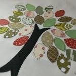 Машинная вышивка: аппликация с Heat Scticк