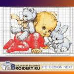 Pe-Desing по русски: Изменение цвета части объекта в дизайнах Фотостежок