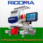 вышивальное оборудование Ricoma сегодня