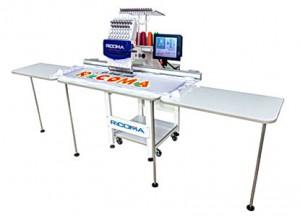 Компактные вышивальные машины Ricoma Sprinter