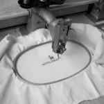 машинная вышивка истоки