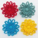 Prym Приспособление для плетения цветов