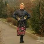 Войлочная юбка от Ольги Никишичевой
