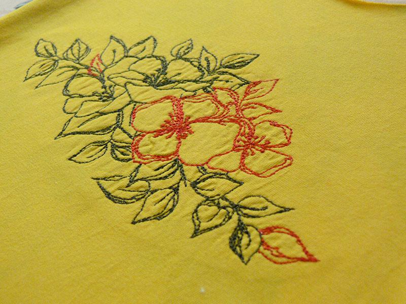 Дизайны машинной вышивки 63
