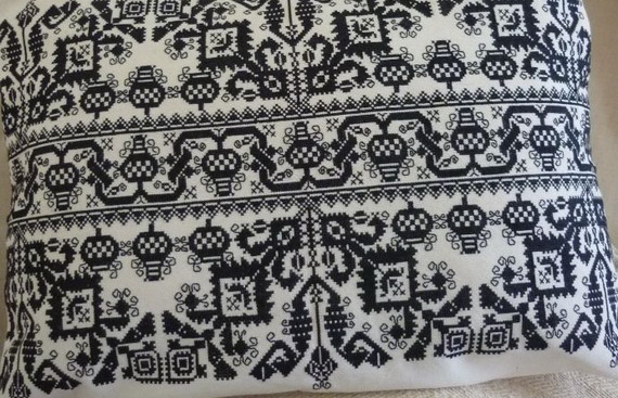 машинная вышивка крестом_3