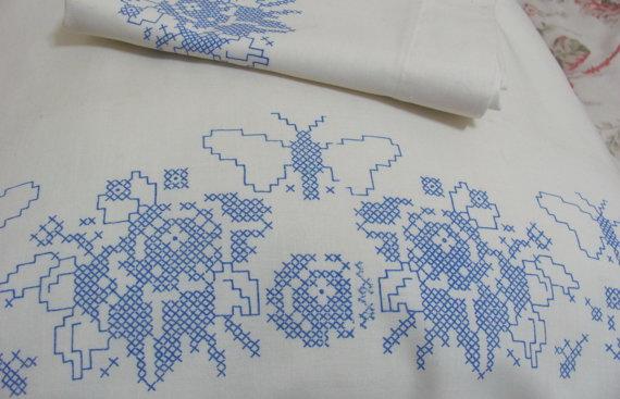 машинная вышивка крестом_7