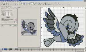 курс pattern maker for cross stitch_14