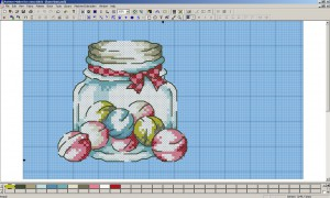 курс pattern maker for cross stitch_15