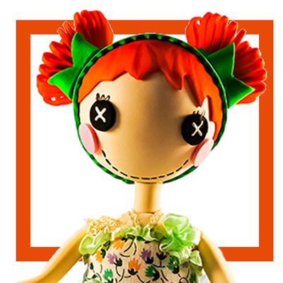 Авторский мастер-класс «Кукла из Фома»