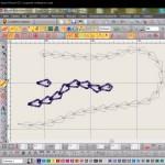 Уроки Wilcom ES: Создание тамбурного шва