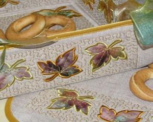 Набор для чаепития: Корзинка для хлеба