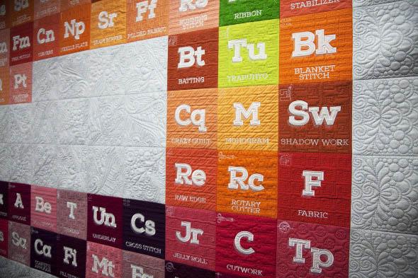 Anita Goodesign: Периодическая таблица квилтинга и машинной вышивки