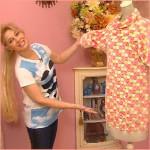 Шьем платье с Ольгой Никишичевой