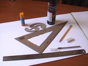 Вышивка крестом по бумаге: Материалы