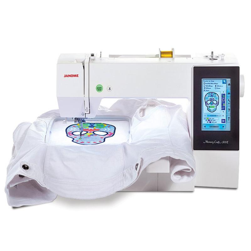 Машинная вышивка оборудование