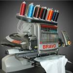 Вышивальная машина Melco Bravo