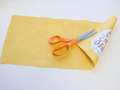 Развивающая книга с машинной вышивкой