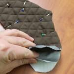 Кухонные прихватки с машинной вышивкой