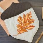 Шьем и вышиваем: Кухонные прихватки