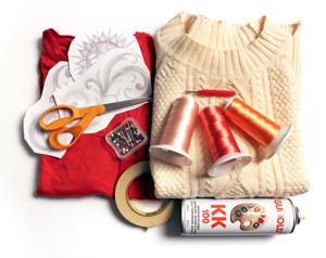 DIY: Переделка свитера