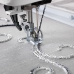 Лапка для вышивки шнуром