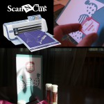 ScanNCut: Открытки к Пасхе