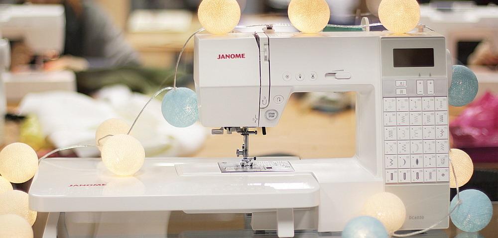 Швейная машина Janome DC 6030