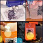 Вышиваем фонарики на Хэллоуин