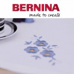 """Уроки Bernina ES8: Создание дизайна """"Ришелье"""""""
