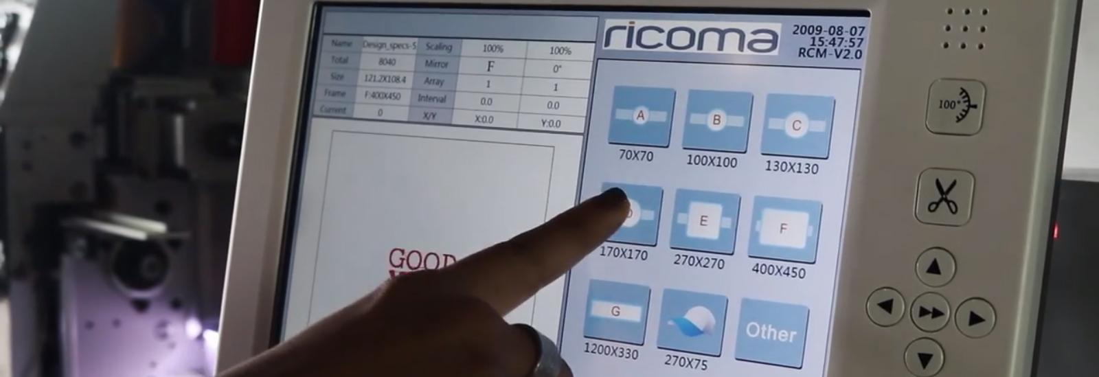 Ricoma CHT2-08