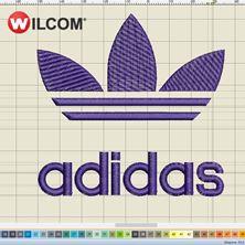 Изображение  Wilcom ES: Шрифты и надписи (он-лайн)
