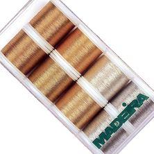 Изображение Коробка ниток Madeira Metallic HEAVY METAL 8014