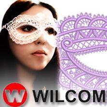"""Изображение Wilcom ES: Создаем файл вышивки """"Кружевная маска"""""""