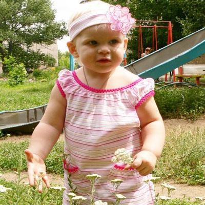 Как сшить детский костюм для девочки