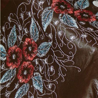 Уроки Wilcom. Дизайн машинной вышивки Цветы