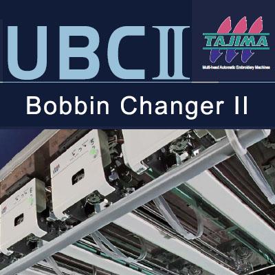 UBC-II-Bobbin Changer
