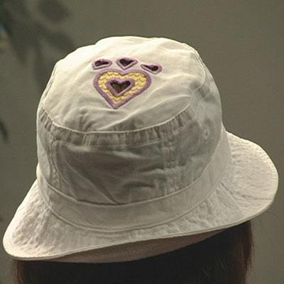 Летняя шляпка с вышивкой