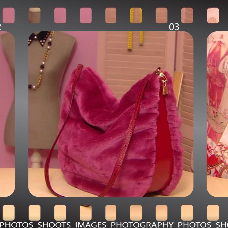 3d4445aa Меховые сумки яркий и необычный аксессуар и если вы хотите сшить такую,  смотрите мастер-класс от Ольги Никишичевой. Понадобится жесткая основа с ...